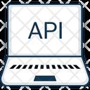 Api Screen Api Monitor Development Icon