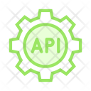 Api setting Icon