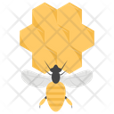 Api Therapy Apitherapy Bee Beehive Icon