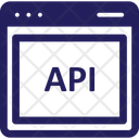 Api Application Framework Icon