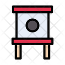 Apiary Apiculture Beekeeping Icon