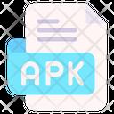 Apk Document File Icon