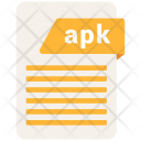 Apk Format Formats Icon