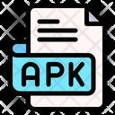 Apk File Type File Format Icon