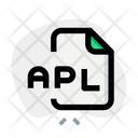 Apl File Icon