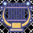 Apollo Greece Instrument Harp Icon