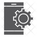 App Setting Technology Icon