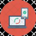 App Device Exchange Icon