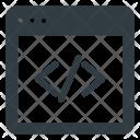 App Code Window Icon
