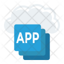 App Cloud Device Icon