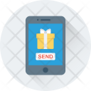 Ecommerce Mobile Gift Icon