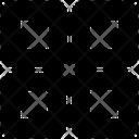 Blocks List Grid Icon