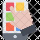 App Mobile Application Icon
