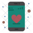 Dating Phone App Icon