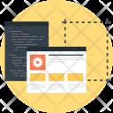 App Application Coding Icon