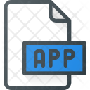 App File Extension Icon