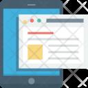App Design Layout Icon