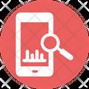 App Analytics Data Analysis Data Analytics Icon