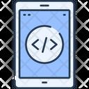 App Coding Icon