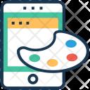 App Design Paint Icon