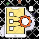 App Development Mobile App Development Mobile Development Icon