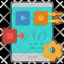 App Development Coding Icon