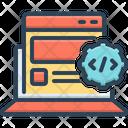 Apps Develop Optimization Html Icon
