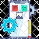 App Development Mobile Application Development Mobile Development Icon