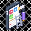 App Development Mobile App Development Mobile Interface Design Icon