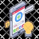 App Installation App Development App Installation Idea Icon
