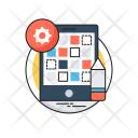 App Development Mobile Icon