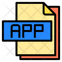 App File File Type Icon