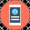 App Interface Mobile App Mobile Application Icon