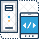 App Interface Development Icon