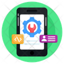 App Development Mobile Development Mobile App Development Icon