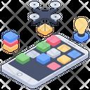 App Optimization App Marketing App Development Icon