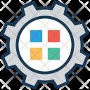 Mobile Optimization Layout Icon