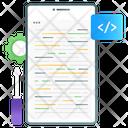 App Programming Icon