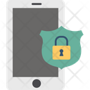 App Protection Internet Protection Mobile Lock Icon