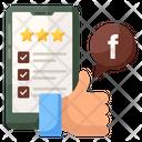 App Reviews Mobile App Smartphone App Icon