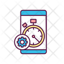 App Session Length Icon