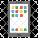 Mobile App Marketing Icon
