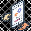 App Update App Renew App Restore Icon