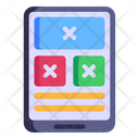 App Wireframe Icon