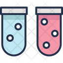 Apparatus Chemical Lab Test Icon