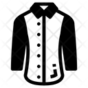 Apparel Attire Coat Icon