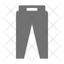 Apparel Garment Pants Icon