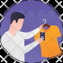 Apparel Shopping Icon