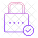 Approved Lock Icon