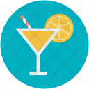Appetizer Drink Beach Icon